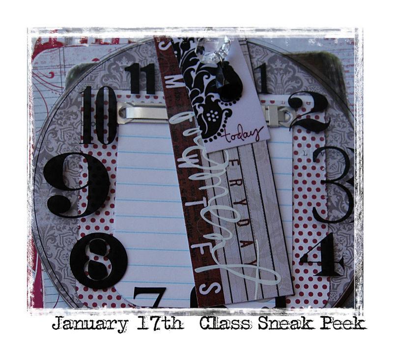 Class Sneak Peek