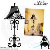 1stpage_LampWallARt