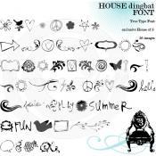 1stpage_HouseDingbatFont