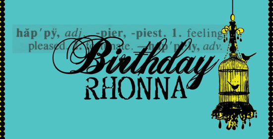 Rhonna-bday